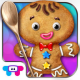 Gingerbread Crazy Chef - Cookie Maker