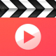 iVideo Player - Online Player, Video Playlist and Video Trimmer